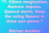 From Marcus Aurelius